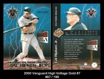 2000 Vanguard High Voltage Gold #7