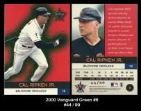 2000 Vanguard Green #6