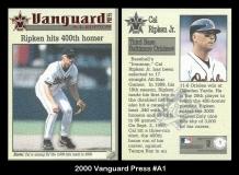 2000 Vanguard Press #A1