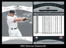2001 Donruss Classics #3