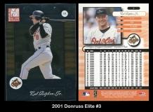 2001 Donruss Elite #3