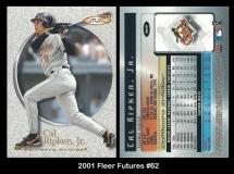 2001 Fleer Futures #62