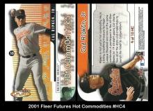 2001 Fleer Futures Hot Commodities #HC4