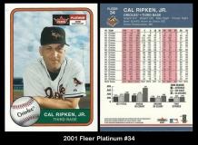 2001 Fleer Platinum #34