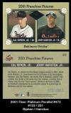 2001 Fleer Platinum Parallel #472