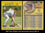 2001 Fleer Ripken Commemorative Glossy #50 '91