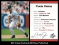 2001 Orioles Postcards #29 Player Profile Back