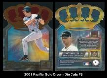 2001 Pacific Gold Crown Die Cuts #8