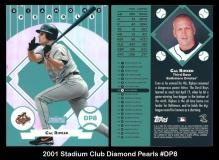 2001 Stadium Club Diamond Pearls #DP8