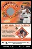 2001 Studio Diamond Collection #DC3
