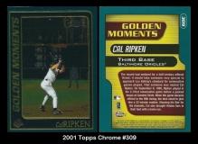 2001 Topps Chrome #309