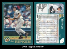 2001 Topps Limited #1