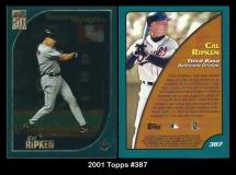 2001 Topps #387