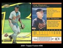 2001 Topps Fusion #36
