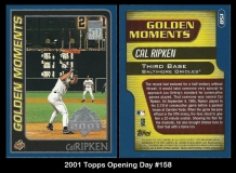 2001 Topps Opening Day #158