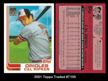 2001 Topps Traded #T105