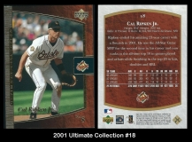 2001 Ultimate Collection #18
