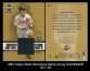 2001 Upper Deck Gold Glove Game Jersey Gold #GGCR