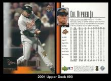 2001 Upper Deck #90