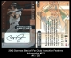 2002 Donruss Best of Fan Club Franchise Features Autographs #FF3