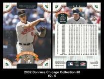 2002 Donruss Chicago Collection #8