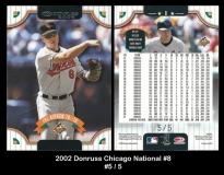 2002 Donruss Chicago National #8