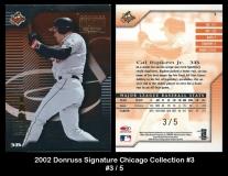 2002 Donruss Signature Chicago Collection #3
