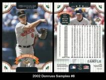 2002 Donruss Samples #8