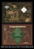 2002 Fleer Box Score Hall of Fame Material #2