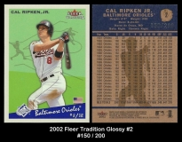 2002 Fleer Tradition Glossy #2