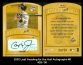 2002 Leaf Heading for the Hall Autographs #6