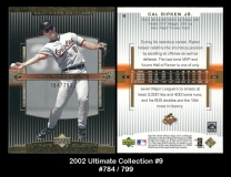 2002 Ultimate Collection #9
