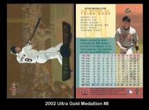 2002 Ultra Gold Medallion #8