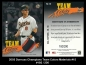 2003 Donruss Champions Team Colors Materials #15