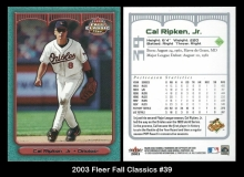 2003 Fleer Fall Classics #39