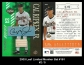2003 Leaf Limited Moniker Bat #161