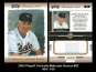 2003 Playoff Portraits Materials Bronze #62