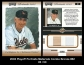 2003 Playoff Portraits Materials Combo Bronze #62