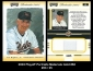 2003 Playoff Portraits Materials Gold #62