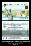 2003-Topps-Tribute-Contemporary-Memorable-Materials-Relics-Red-CR