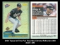 2003 Topps All-Time Fan Favorites Chrome Refractors #50