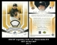 2004 SP Legendary Cuts 1 of 1 Memorabilia #15 2001 All-Star MVP