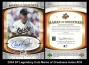 2004 SP Legendary Cuts Marks of Greatness Autos #CR