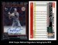 2004 Topps Retired Signature Autographs #CR