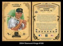 2004 Diamond Kings #160