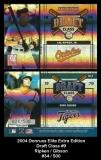 2004 Donruss Elite Extra Edition Draft Class #9