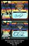 2004 Donruss Elite Extra Edition Draft Class Signature #9