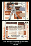 2004-Donruss-Timelines-Boys-of-Summer-Material-Combo-5