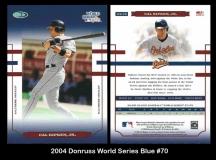 2004 Donruss World Series Blue #70