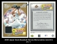 2005 Upper Deck Baseball Heroes Memorabilia Gold #14